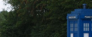 Tardis York Maze - July 2013