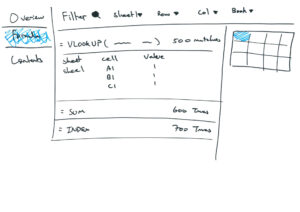 Spreadsheet Summary - Sketch 3