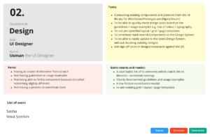 Proto-persona - UI Designer