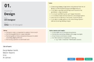 Proto-persona - UX Designer